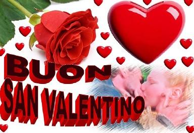 Auguri San Valentino: frasi per dire ti