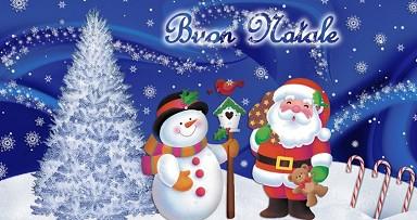 Video Auguri di Natale personalizzabili