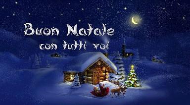 Video Auguri di Natale da inviare su Fac